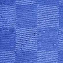 LTXPLY Színes szennytaszító abrosz, kiskockás mintával 140x140 cm