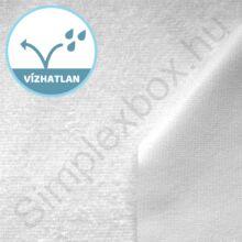 KTXVM pamutfrottír vízhatlan sarokgumis matracvédő 160x200 cm