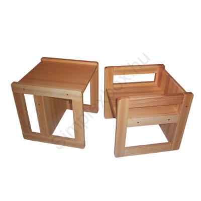 bölcsődei szék, ülőke
