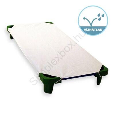 PTX02FR VÍZHATLAN frottír lepedő fektető ágyra