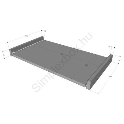 Simplex Standard irodabútor